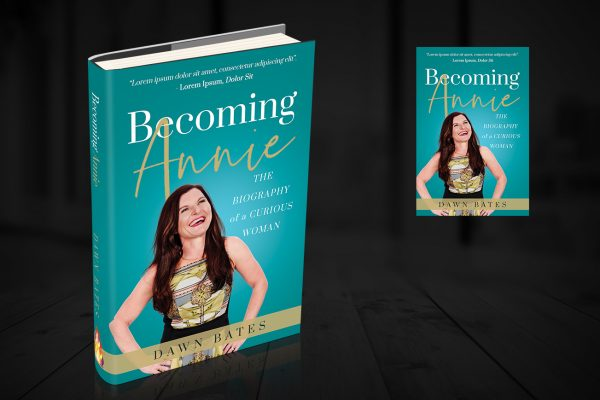 Hybrid Live & Virtual Book Launch - Becoming Annie, The Biography of a Curious Woman